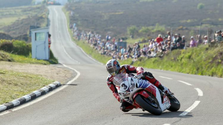 Isle of Man TT. Copyright: Favoroad