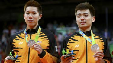 Goh V Shem/Tan Wee Kiong meraih medali Olimpiade Rio 2016. - INDOSPORT