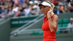 Indosport - Caroline Wozniacki.