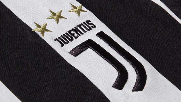 Logo Juventus. Copyright: Twitter@juventusfc