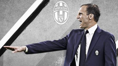 Massimiliano Allegri resmi perpanjang kontrak. - INDOSPORT
