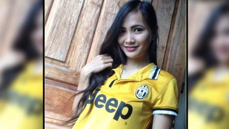 Angela Sanchay, Mantan Presiden Juvedonna, komunitas pendukung klub Serie A Italia, Juventus khusus kaum hawa. - INDOSPORT