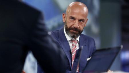 Legenda Juventus, Gianluca Vialli, dilaporkan bakal menjadi pemilik baru klub Serie A Italia, Sampdoria. - INDOSPORT