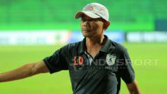 Indosport - Pelatih Persipura Jayapura, Liestiadi.
