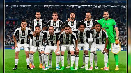 Skuat Juventus 2016/17. - INDOSPORT
