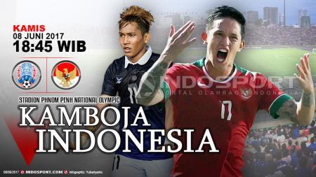 Prediksi Kamboja vs Indonesia - INDOSPORT