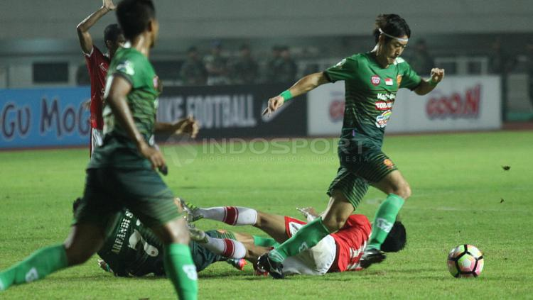 Caption Copyright: Herry Ibrahim/INDOSPORT