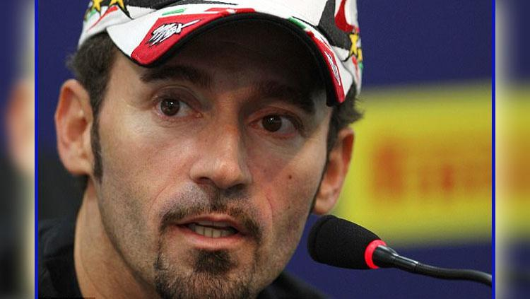 Max Biaggi. Copyright: Getty Images