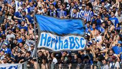 Indosport - Berikut tersaji jadwal pertandingan sepak bola Bundesliga Jerman 2020-2021 hari ini, dimana Derbi Berlin siap menggelora antara Hertha Berlin vs Union Berlin.