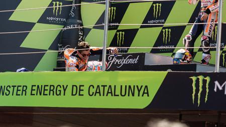 Pembalap andalan Repsol Honda, Marc Marquez. - INDOSPORT