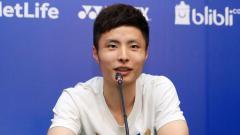 Indosport - Atlet Bulutangkis China, Shi Yuqi.