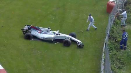 Felipe Massa tidak bisa menyelesaikan balapan GP Kanada 2017. - INDOSPORT