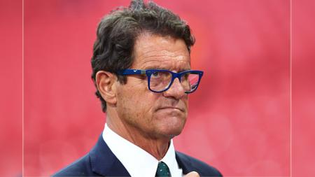 Fabio Capello. - INDOSPORT