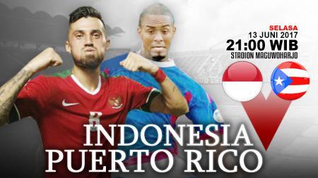 Prediksi Indonesia vs Puerto Rico. - INDOSPORT
