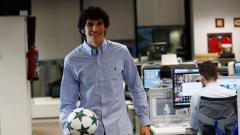 Indosport - Jesus Vallejo, pemain Real Madrid.