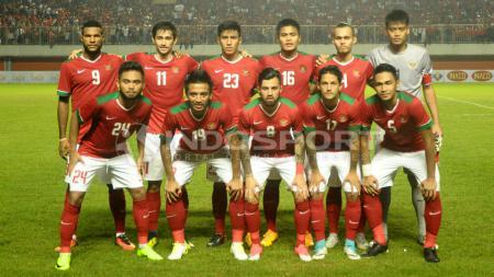 Skuat Timnas Indonesia - INDOSPORT