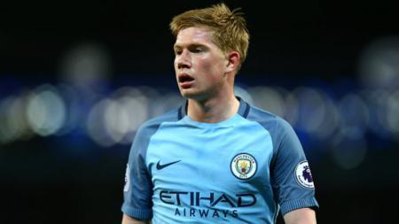 Bintang Manchester City, Kevin De Bruyne. - INDOSPORT