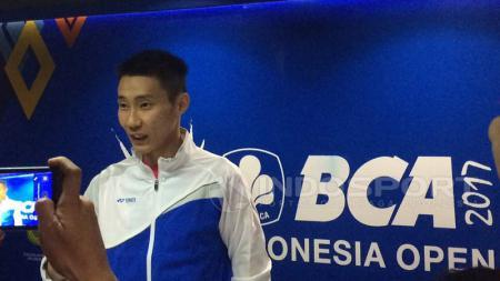 Pebulutangkis asal Malaysia, Lee Chong Wei. - INDOSPORT