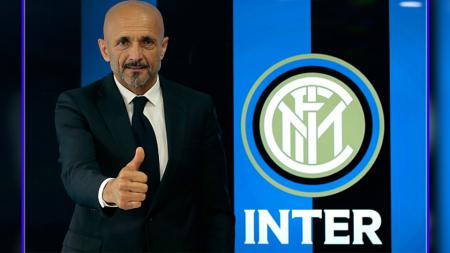 Luciano Spalletti, pelatih anyar Inter Milan. - INDOSPORT
