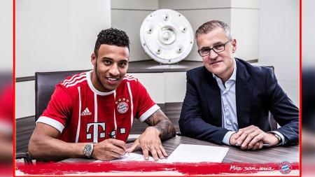 Corentin Tolisso, resmi menjadi milik Bayern Munchen. - INDOSPORT