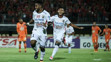 Yabes Roni akan kembali ke skuat Bali United kontra Arema. - INDOSPORT