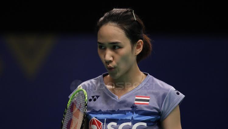 Nitchaon Jindapol Copyright: Herry Ibrahim/Indosport.com
