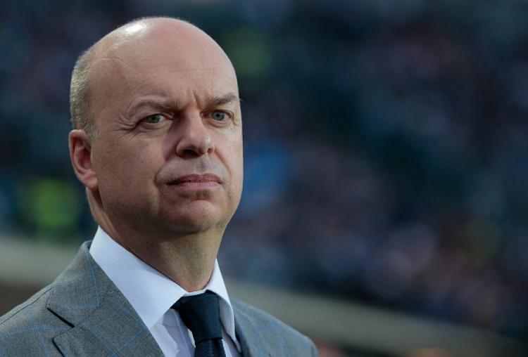 Marco Fassone, Direktur Klub AC Milan. Copyright: INDOSPORT