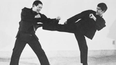 Ted Wong vs Bruce Lee. - INDOSPORT