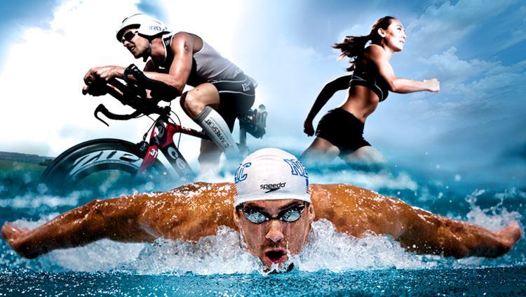 Triathlon. Copyright: Bryce Maddock