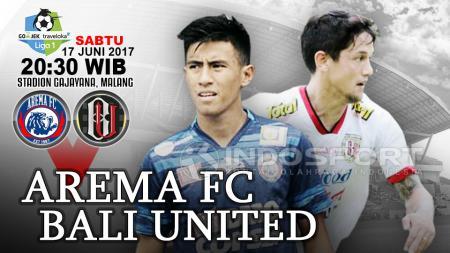 Prediksi Arema FC vs Bali United. - INDOSPORT