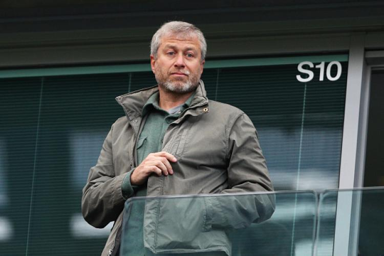 Roman Abramovich, pemilik Chelsea. Copyright: INDOSPORT