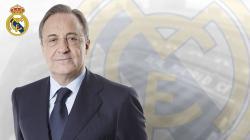 Florentino Perez kembali jadi Presiden Real Madrid hingga 2021.