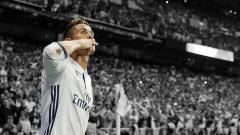 Indosport - Striker Real Madrid, Cristiano Ronaldo.