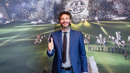 Legenda Juventus, Alessandro Dal Canto. - INDOSPORT