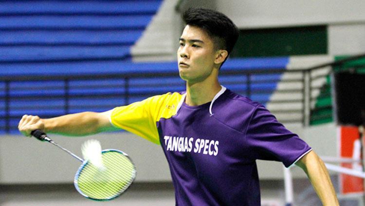 Alvindo Saputra (Tangkas Specs). Copyright: Djarum Badminton