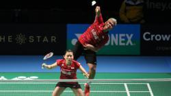 Praveen Jordan/Debby Susanto berhasil melangkah ke babak final Australia Open 2017.