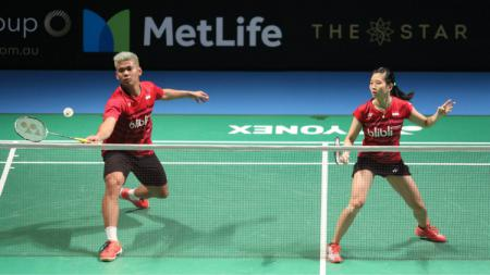 Praveen Jordan/Debby Susanto sukses lolos ke babak dua Australia Open 2017. - INDOSPORT