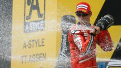 Indosport - Eks pembalap andalan Ducati, Casey Stoner menyatakan jika saat ini MotoGP mengalami penurunan level akibat absennya Marc Marquez karena cedera.