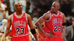Legenda basket Amerika Serikat, Michael Jordan.