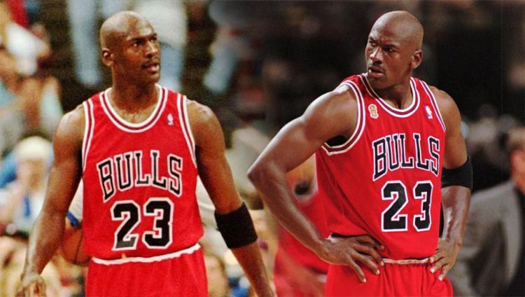Michael Jordan Copyright: getty images