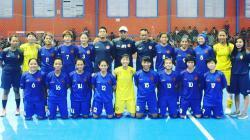 Timnas Futsal Putri.