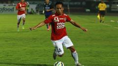 Indosport - Gelandang Bali United, Gede Sukadana.