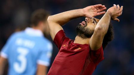 Mohamed Salah akan menggunakan nomor punggung terkutuk di Liverpool. - INDOSPORT