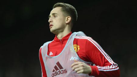 Pemain Manchester United, Adnan Januzaj dilaporkan setuju bergabung dengan klub Spanyol, Real Sociedad. - INDOSPORT