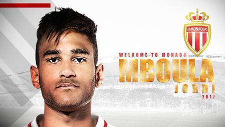 As Monaco resmi gaet Jordi Mboula. - INDOSPORT