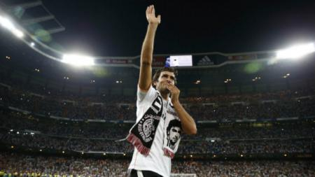 Legenda Real Madrid, Raul Gonzalez. - INDOSPORT