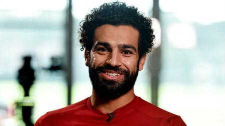Pemain anyar Liverpool, Mohamed Salah. - INDOSPORT