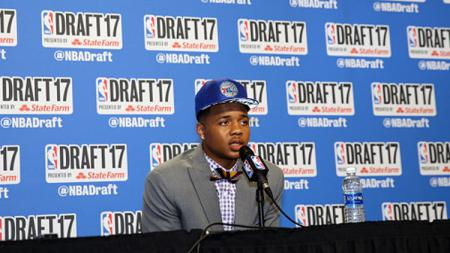 Bintang muda NBA, Markelle Fultz, disebut telah membuat keputusan yang tepat dengan hijrah ke Orlando Magic. - INDOSPORT