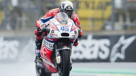 Scott Redding memimpin FP3 MotoGP Belanda. - INDOSPORT
