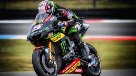 Johann Zarco meraih pole position di MotoGP Belanda 2017. - INDOSPORT